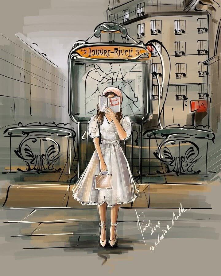 06-Louvre-Rivoli-Metro-in-Paris-Olga-Kaminsky-www-designstack-co