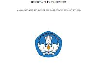 Download Contoh Laporan Akhir Pembekalan  PLPG 2017