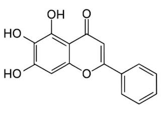 estrutura-quimica-baicaleina-formula