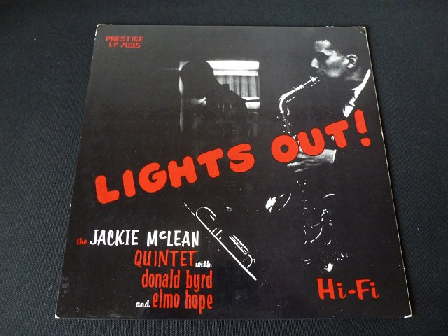 Lights Mclean Out Jackie