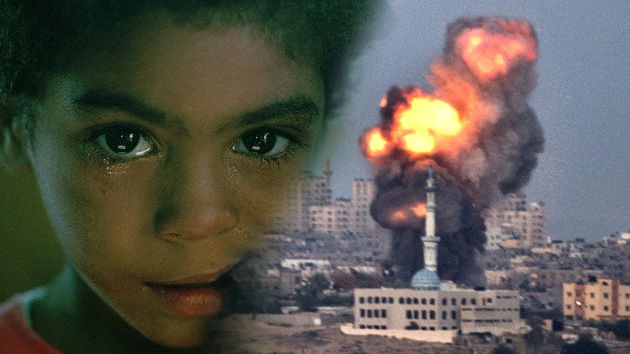 """• """"Cuando oyerais de guerras y de rumores de guerras, cuando Jerusalén esté rodeada de ejércitos..."""" Ni%C3%B1os-asesinados-SIONISMO-NWO5jpg"""