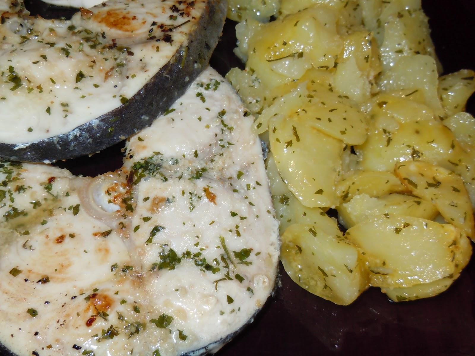 El blog de debora mis recetas del dia a dia pez espada a for Cocinar pez espada a la plancha