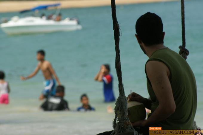 5 Pantai Menarik di Pulau Pangkor