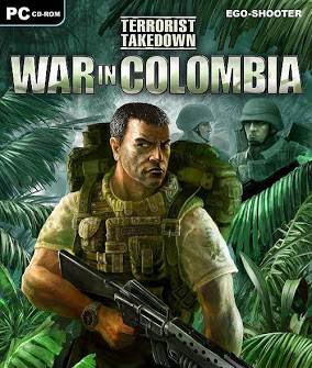 Terrorist Takedown War In Colombia Game For PC