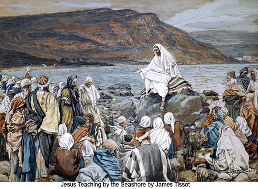 James_Tissot_Jesus_Teaching_by_the_Seash