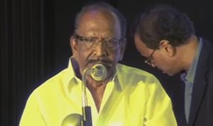 """There is no grammar for Cinema"" – Dir. Mahendran's motivating speech @ BOFTA Convocation"