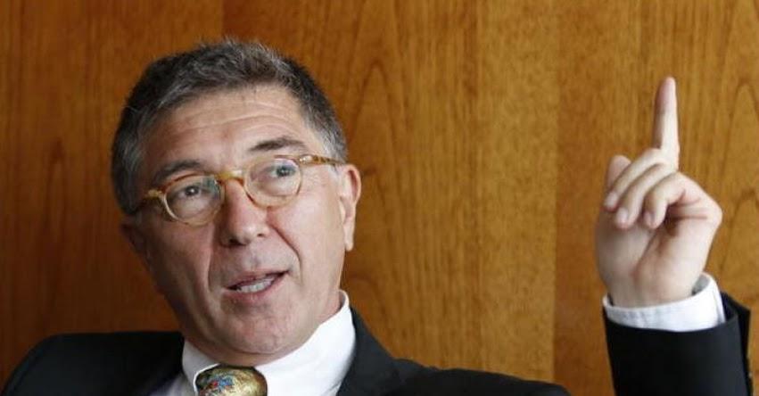 Congreso insiste en perjudicar la salud de consumidores peruanos, sostiene Raúl González, representante de la Organización Mundial de la Salud - OMS