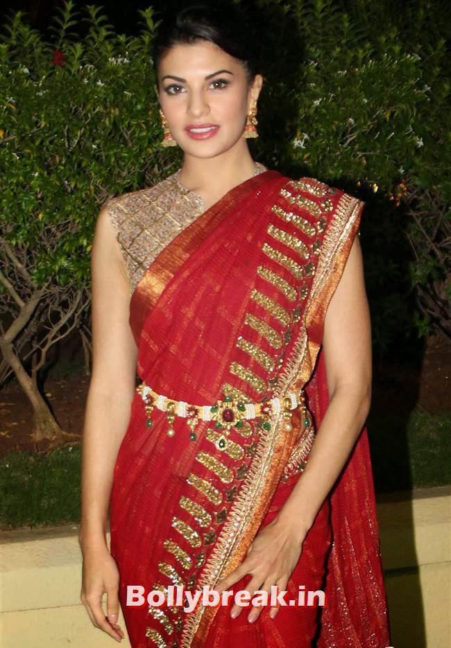 Jacqueline Fernandez, Bollywood Babes at Vishesh Bhatt Wedding Reception