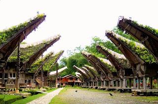 Ke'te' Kesu', Objek Wisata Populer di Toraja