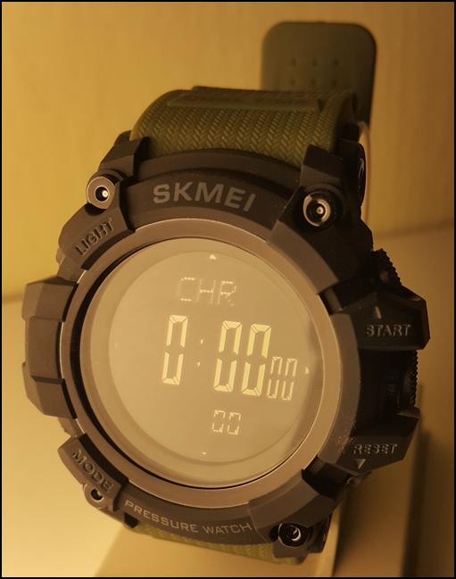 SKMEI 1358 stopwatch function