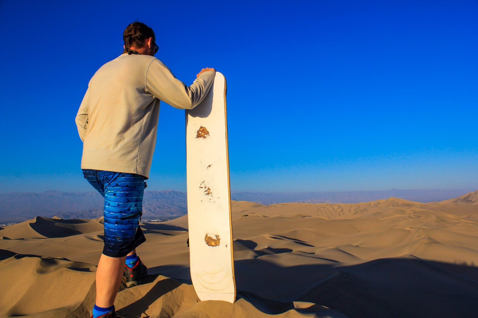 The Sandboard World Cup Hits Huacachina, Peru's Oasis In The Desert