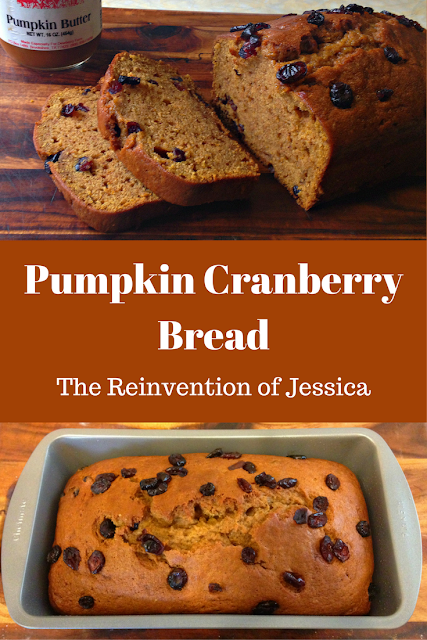 pumpkin cranberry bread, pumpkin bread, pumpkin recipe, baking, bake pumpkin bread, basic, fall, fall baking, fall eating, pumpkin baking