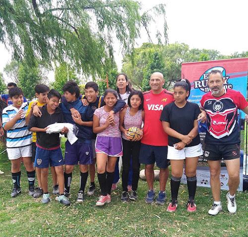 Finaliza la edición 2017 del programa Rugby en los barrios