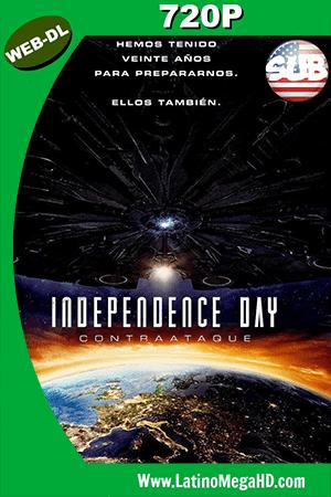 Día De La Independencia: Contraataque (2016) Subtitulado HD Web-Dl 720p (2016)