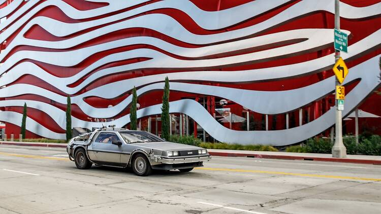 Hollywood Dream Machines: Vehicles of Science Fiction and