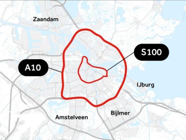 بلدية امستردام.. خطة لحظر دخول سيارات البنزين والديزل للمدينة