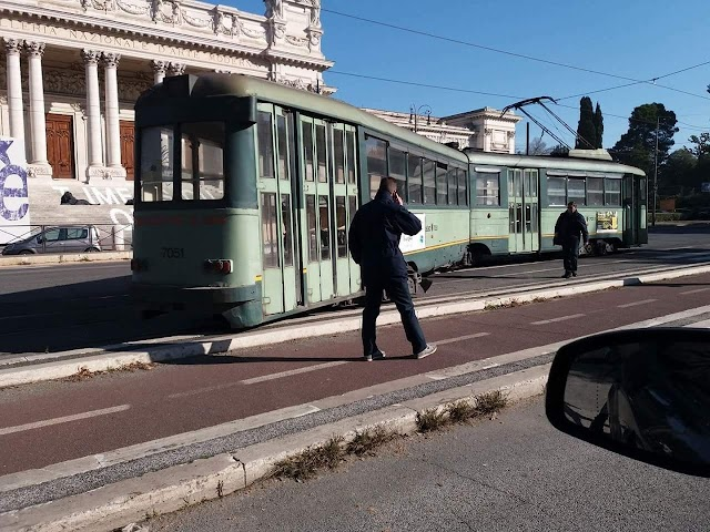 Rete Tram - Lunedì da incubo!