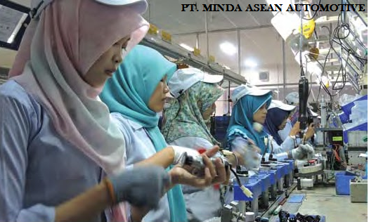 Lowongan Kerja PT. Minda Asean Automotive, Jobs:IT Supervisor, Purchasing Manager.