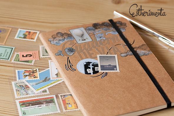 cuaderno de viaje por estherimenta