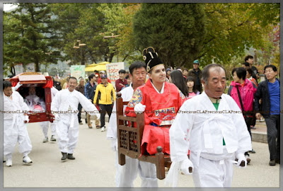 Jeongseon Arirang Festival, South Korea
