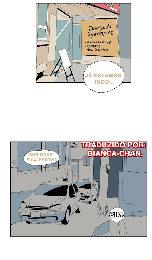 WEBTOON {RAISING A BAT- CAPÍTULOS 11-12}