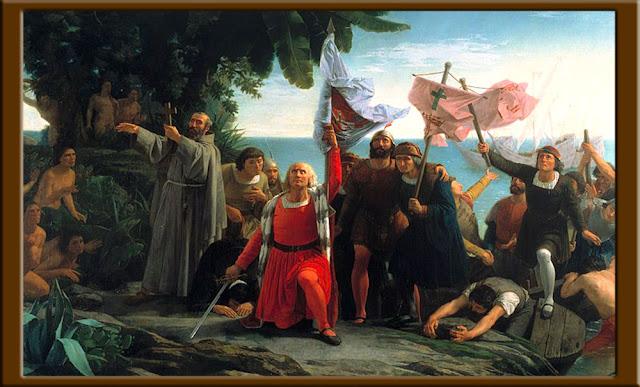 Gambar Hari Kolumbus