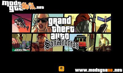 Pack de Texturas Em HD para GTA San Andreas