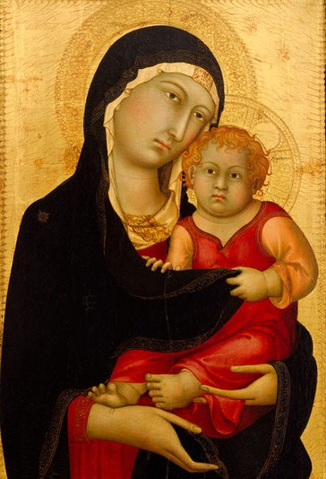 a biography of simone martini an italian painter Simone martini biography- italian oil painting artist: simone martini (c 1284–1344) was an italian painter born in siena he was a major figure in the development of early italian painting.