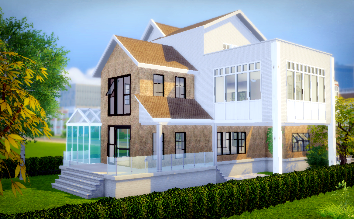 sims 4 newcrest how to build a school