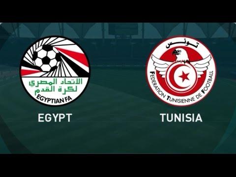 مشاهدة ماتش مصر و تونس مباشر اليوم يلا كورة تصفيات كأس أمم