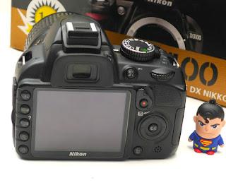 Kamera Bekas Nikon D3100 Di Malang
