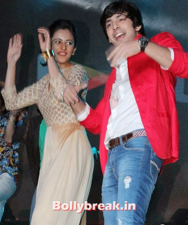 Rakul Preet Singh and Himanshu Kholi, Hotties at Yaariyan Music Launch