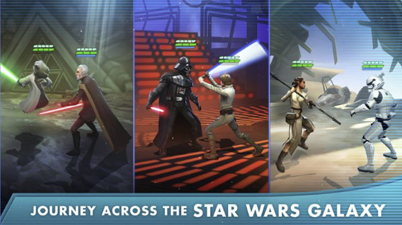 Star Wars Galaxy of Heroes Mod Apk for Android