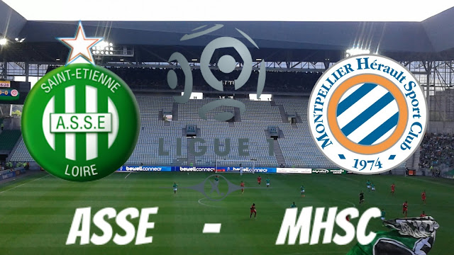 Saint-Etienne vs Montpellier Full Match & Highlights 20 October 2017
