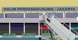 Bandara Halim Perdana Kusuma
