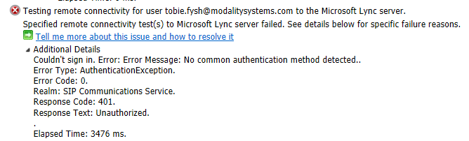 Small Fysh in a big pond: Unable to login to Skype for
