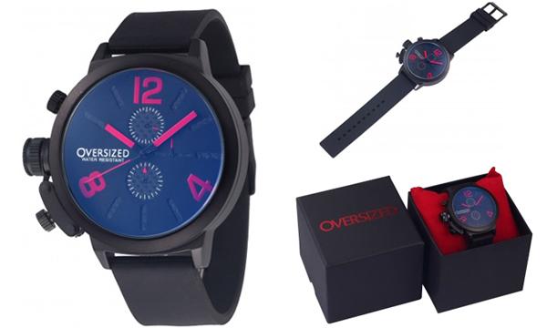 f70a7f6c5f4 Macho Moda - Blog de Moda Masculina  Relógios Oversized