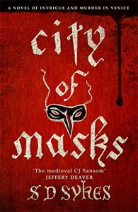 City of Masks by S D Sykes - Reading, Writing, Booking