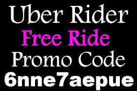 $20 UBER Rider Promo Code 2019