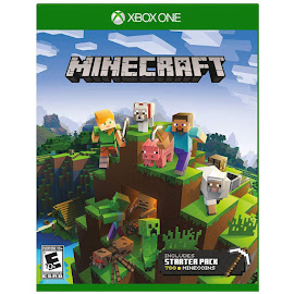 Minecraft Minecraft Starter Collection Media