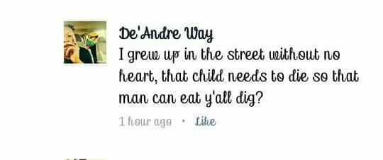 """""""That child needs to die so man can eat"""" - says Nigerian Facebook user on the attempted kidnap of a 2-year-old girl in Mushin, Lagos"""