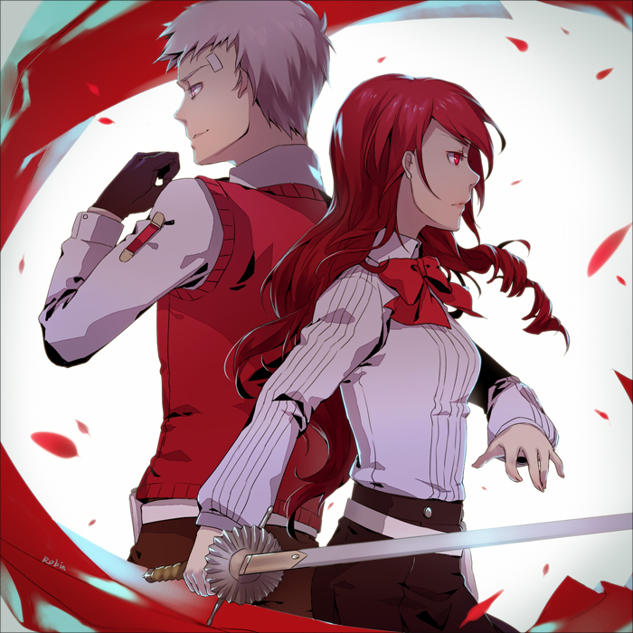 Give me Kirijo Mitsuru in Persona 3 pictures. | Requested