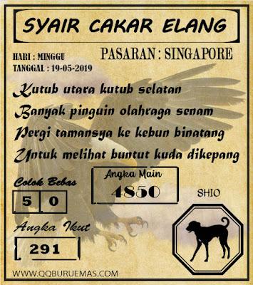 SYAIR SINGAPORE 19-05-2019