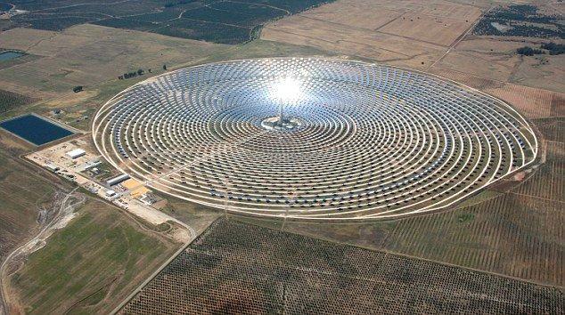 Gia Lai: Xây Nhà máy điện mặt trời Krông Pa gần 1.430 tỷ, rộng 76 ha, quý 2 năm 2019 xong