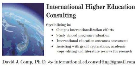 NAFSA may have various Knowledge Community networks but International Higher Education Consulting has...
