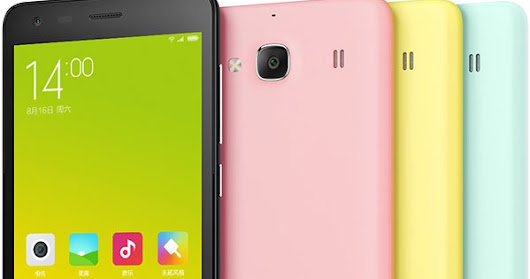 TechnoMob: Roms For Xiaomi Redmi 2/2A/Prime