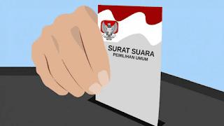 Pemilu Telah Selesai