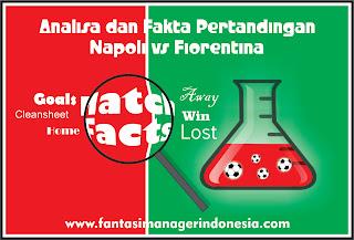 Analisa dan Fakta Menjelang Petandingan Napoli vs Fiorentina Fantasi Manager Indonesia