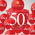 Promo AVENUE SALE 50% All Item di Paragon Mall Semarang