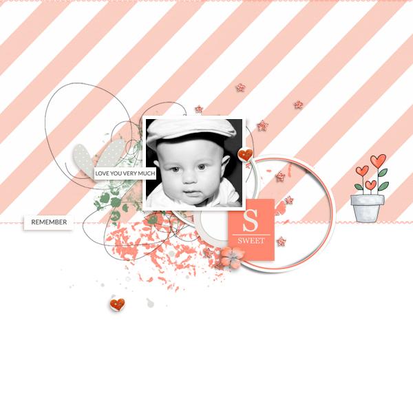 sweet © sylvia • sro 2019 • lovely memories by lorieM designs